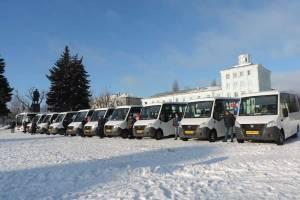 Новозыбковское ПАТП запустило пассажирские перевозки в Унече