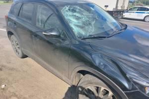 Под Клинцами водитель Mazda сбил 58-летнего велосипедиста