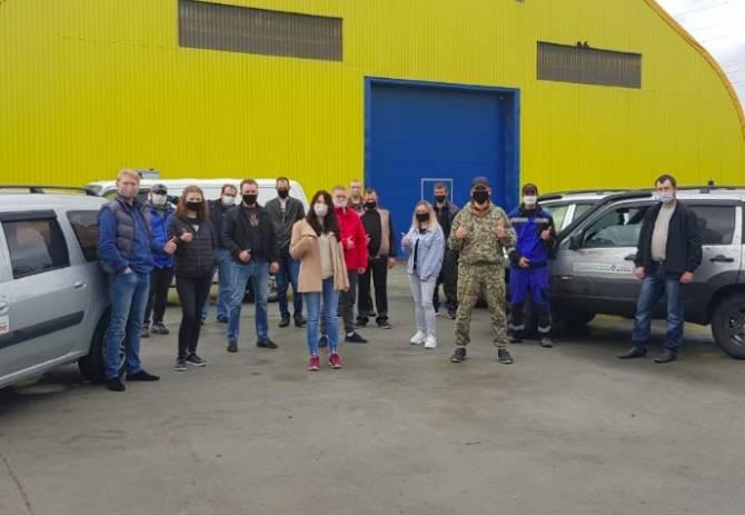 В Навлинском и Брасовском районе раздали 50 тонн бесплатных продуктов
