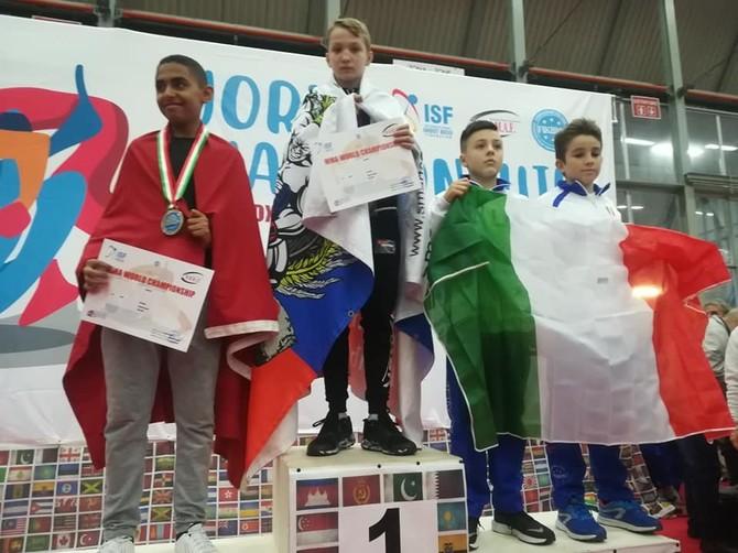 Брянские бойцы ММА взяли три «золота» на Чемпионате мира