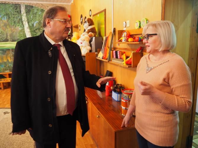 У локотского детского сада «Гномик» появился друг в Госдуме