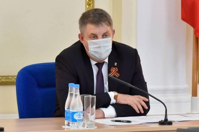 «Как Холина может запретить?»: Богомаз о скандале с заммэра Брянска