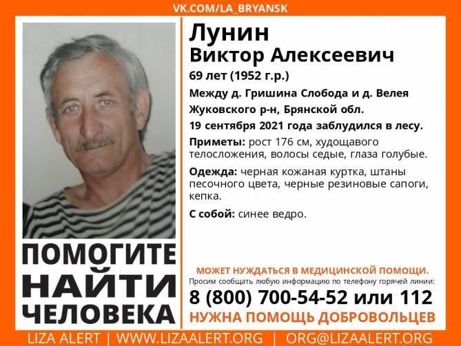 В Жуковском районе заблудившегося в лесу грибника нашли погибшим