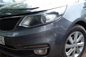 В Дубровке разыскивают сбежавшего с места ДТП автомобилиста