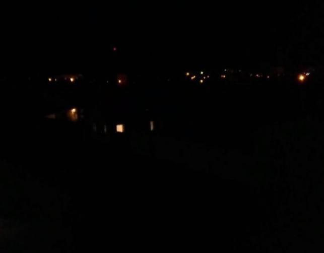 В Клинцах улица Гоголя погрузилась во мрак
