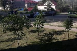 В Брянске сотрудники ГИБДД устроили облаву на тонированные машины