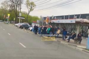 В центре Брянска обнаружили «рассадник COVID-19»