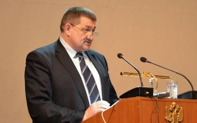 «Поступил морально правильно»: брянский губернатор об отставке Резунова