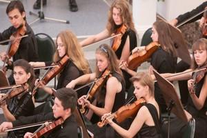 Брянцев позвали на премьерный концерт Молодежного духового оркестра