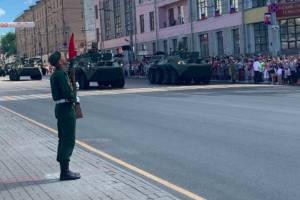 «Мурашки по коже»: брянцев восхитил торжественный марш