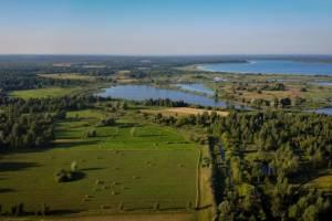 На фото сняли завораживающую красоту самого большого озера Брянщины