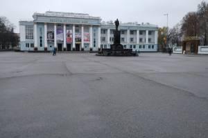 В Брянске хотят привести в порядок площадь перед ДК БМЗ
