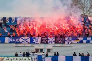 Росгвардейцы просят фанатов брянского «Динамо» не хулиганить