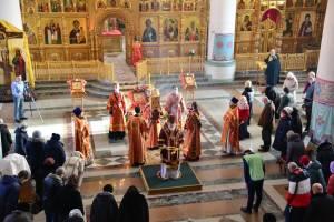 В Брянске отметили Собор новомучеников и исповедников церкви русской