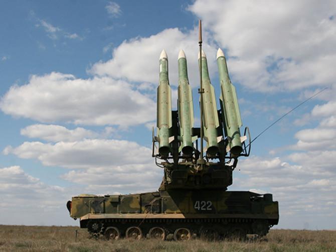 Брянские военные сбили самолёты над Астраханской области