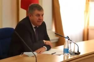 Брянский губернатор устроил разнос чиновникам мэрии из-за собак