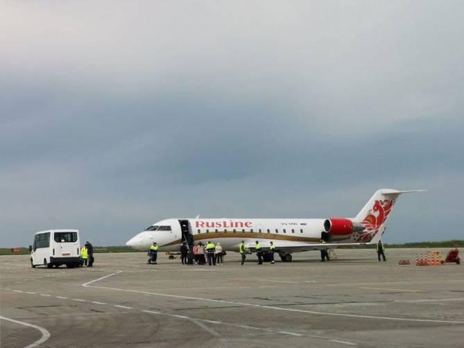Брянский аэропорт планирует перевезти около 120 тысяч пассажиров
