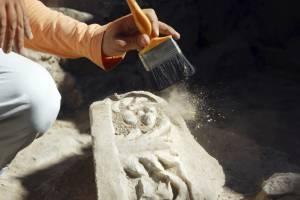 На Брянщине археологи нашли рыцарскую шпору и 1000 артефактов