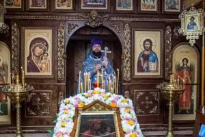 Казанский храм в брянском поселке Любохна отметил престольный праздник