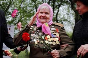 Почти миллиард рублей раздали брянским ветеранам ко Дню Победы