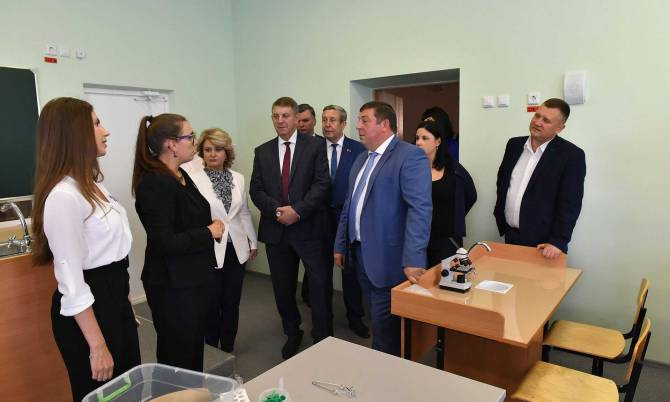 В Брянске Сеченовский предуниверсарий начинает вступительные испытания
