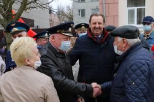 В Брянске отметили 60-летие полета Гагарина в космос