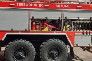 В Брянской области за сутки произошло семь пожаров