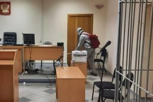 В Сураже продезинфицировали против COVID-19 районный суд
