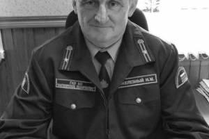 На Брянщине ушел из жизни участковый Выгоничского лесничества Николай Железный
