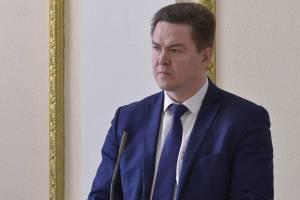 Заммэра Брянска Хоменков может лишиться тёплого кресла
