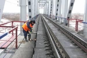 Брянские железнодорожники подготовились к весеннему паводку