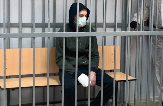 Задержанного за смертельное ДТП Максима Резунова доставили в суд