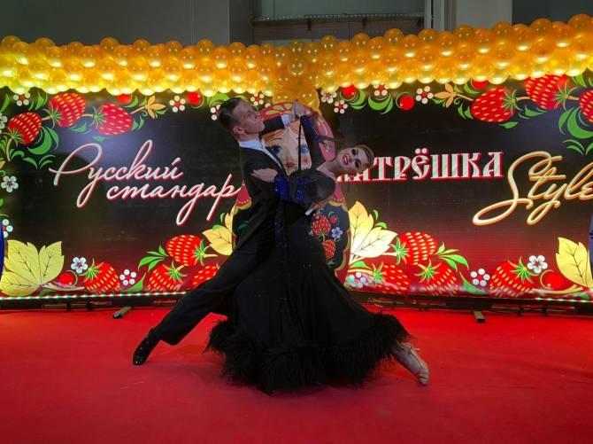 Брянские танцоры привезли из Москвы очередное «золото»