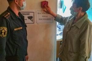 В Дубровке эвакуировали местную больницу