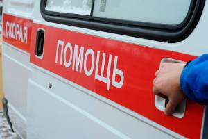 В Гордеевском районе иномарка вылетела в кювет