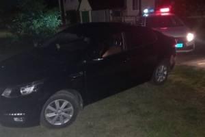 Ночью в Климово поймали 61-летнего пьяного водителя
