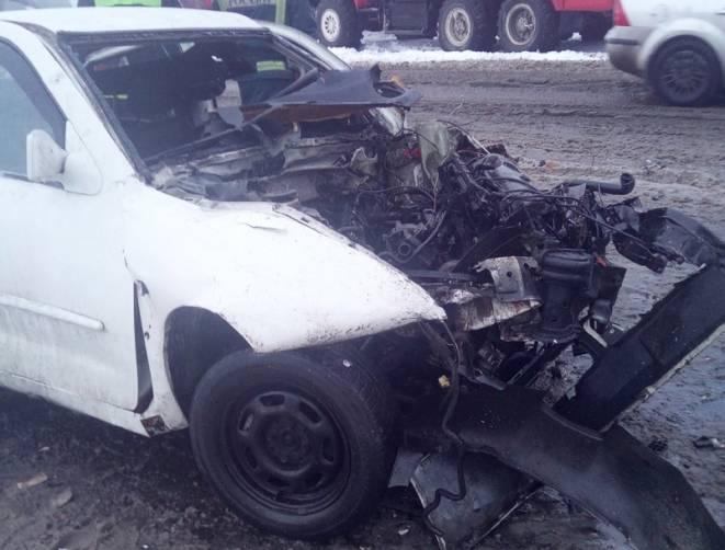 В жутком ДТП на трассе под Брянском погиб мужчина