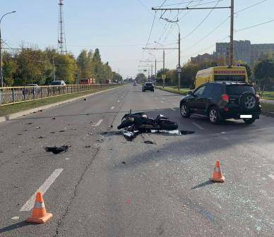 В Брянске за неделю в десяти ДТП 1 человек погиб, девять ранены