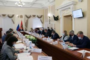 Очередное заседание Брянской областной думы состоится 28 октября