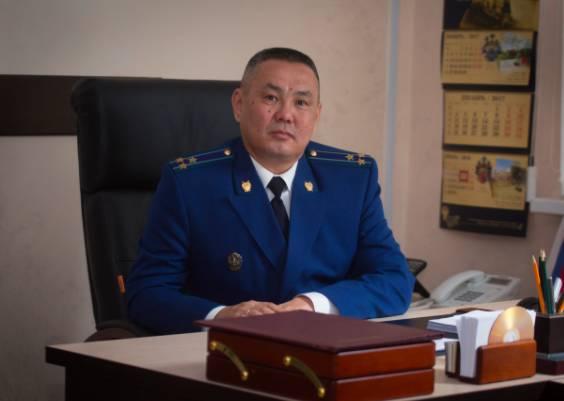 Заместитель брянского облпрокурора Шойсорон Доржиев покинет должность
