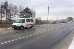 На брянских дорогах появился передвижной пункт весового контроля