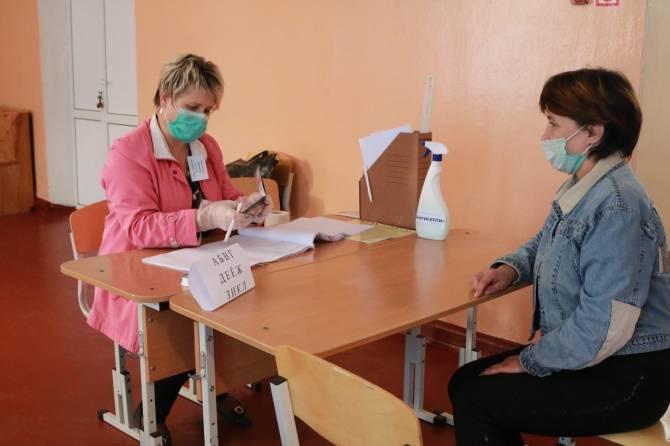 В Брянске за день проголосовали 43 тысячи избирателей