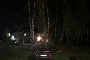 В Климово поймали пьяного водителя Opel без прав