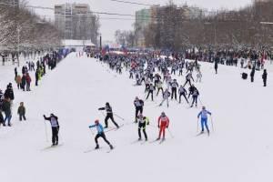 В Брянске из-за коронавируса сократили число участников «Лыжни России»