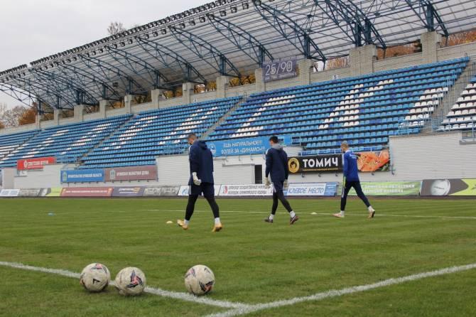 Брянское «Динамо» примет на своем поле белгородский «Салют»