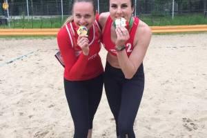 В Брянске прошёл чемпионат области по пляжному волейболу