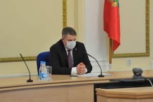 Брянский губернатор ответит на вопросы журналистов на итоговой пресс-коференции