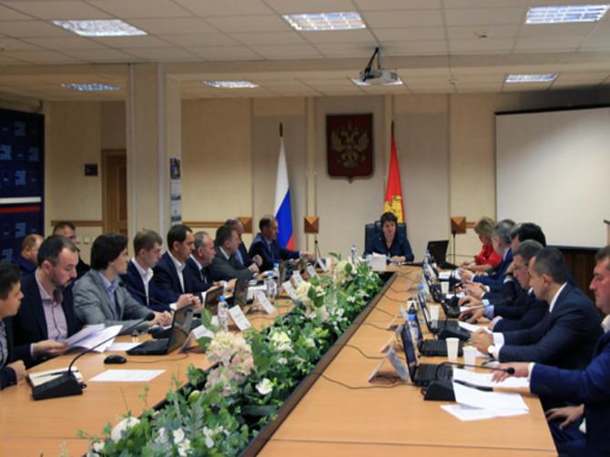 Александр Макаров отчитается перед новым составом Брянского горсовета