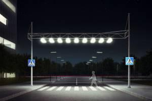Под Брянском на трассе «Украина» создадут световой коридор