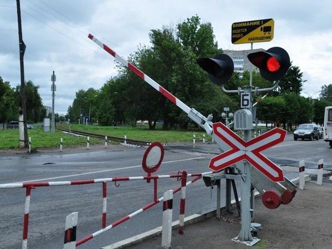 В Брянской области на два дня закроют переезд станции Суземка